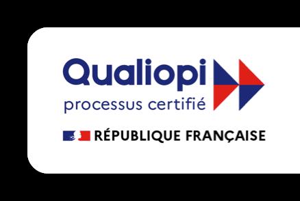 Logo Qualiopi, processus certifié